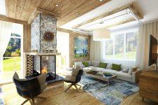 Шале – стиль для роскошного дома и как быстро купить дом в Харькове?