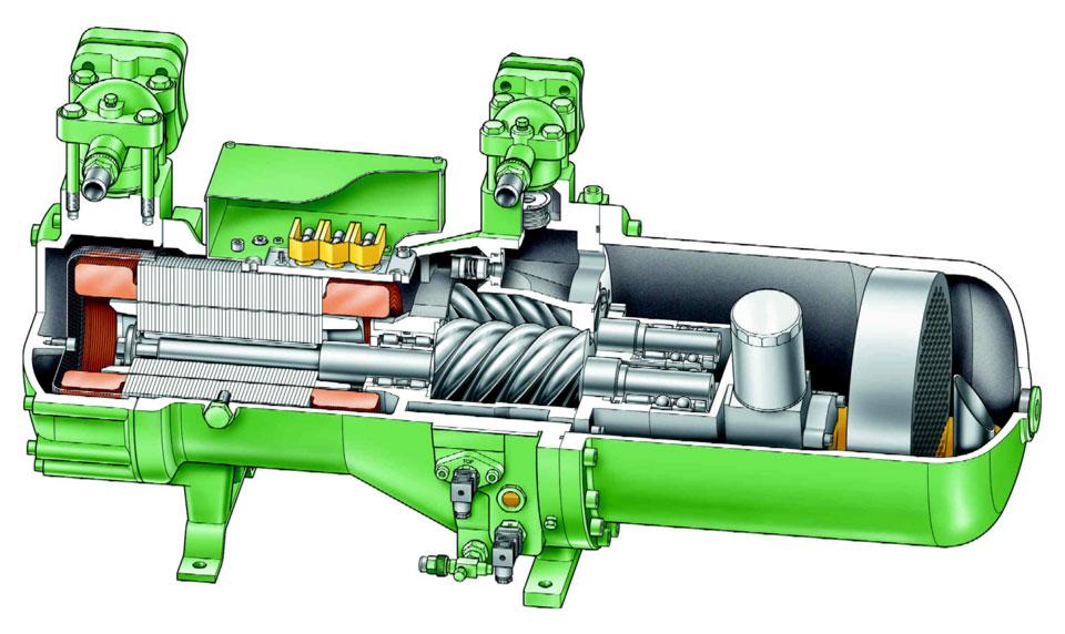 Что такое винтовой компрессор: особенности, назначение и возможности для приобретения