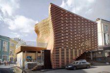 Самые необычные деревянные дома, построенные в России