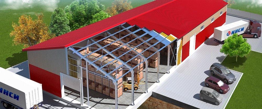 Быстровозводимые металлические здания — оптимальное строительное решение
