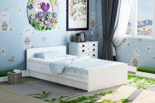 Подъемные кровати для детских комнат