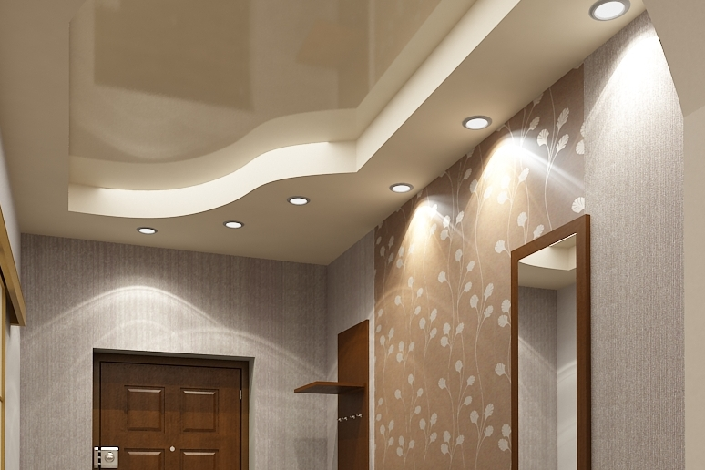 Особенности двухуровневых потолков | NetNewz.ru | 516x774