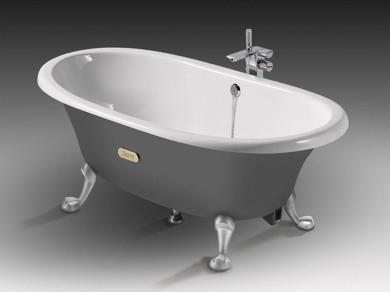 Как отреставрировать чугунную ванну