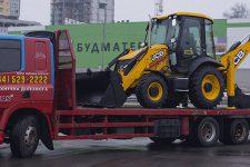 «Autosos» – выгодная перевозка спецтехники