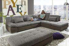Как выбрать модный и практичный угловой диван?