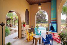 Патио в арабском стиле: создаем по элементам