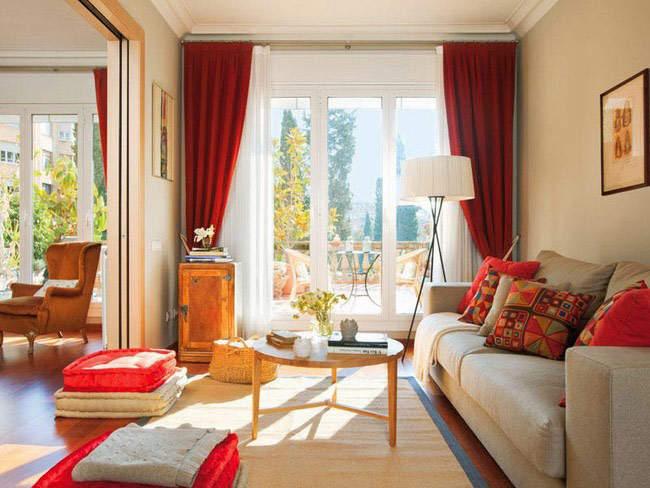 Очарование испанского интерьера как идеальное решение для городской квартиры