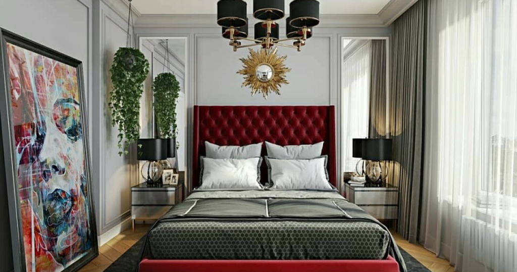Как создать интерьер спальни, подходящий по типу темперамента?