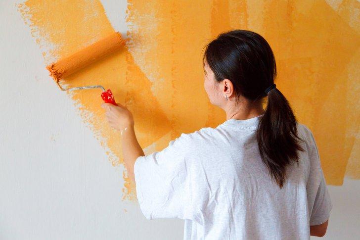 Все, что нужно знать перед началом покраски стен