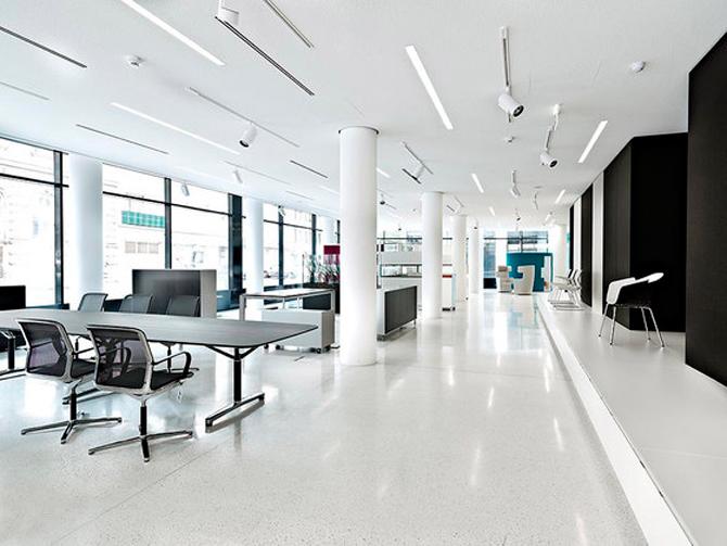 Стандарты и критерии качества офисного освещения