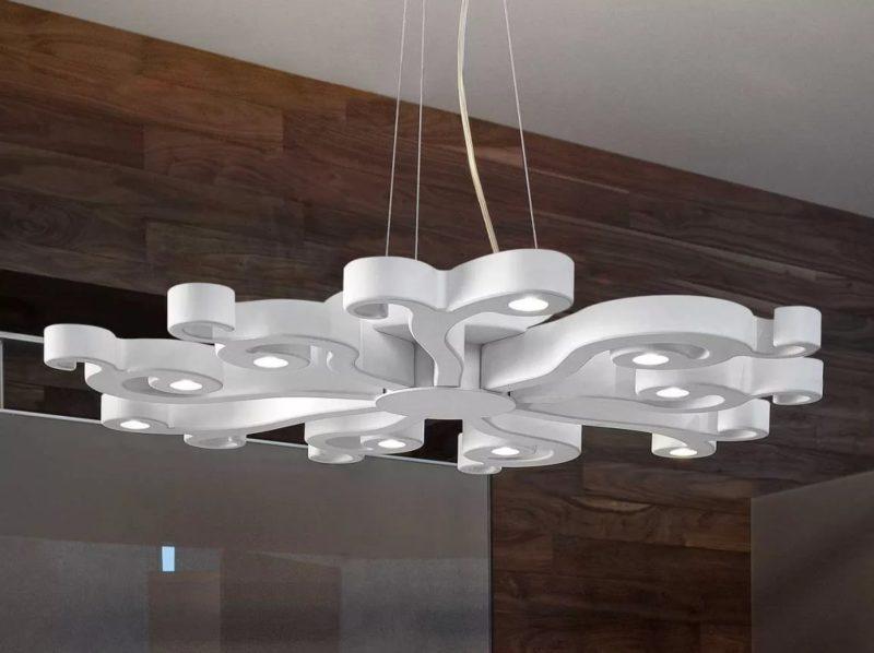 Какой светильник подобрать к определённому стилю?
