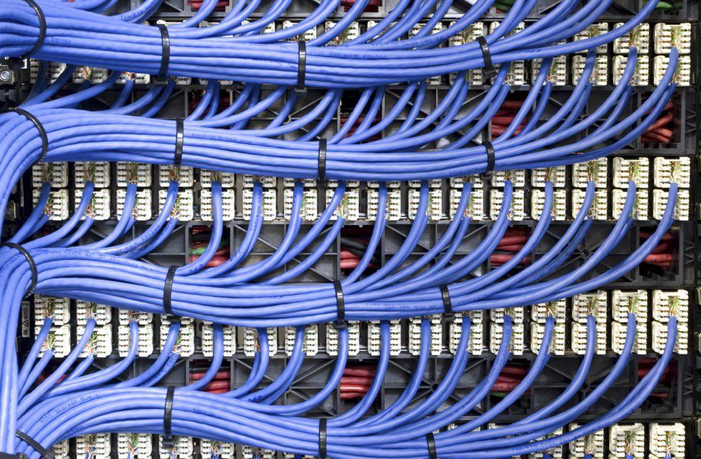Структурированная кабельная система: особенности и принципы