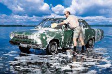 Как самостоятельно помыть авто