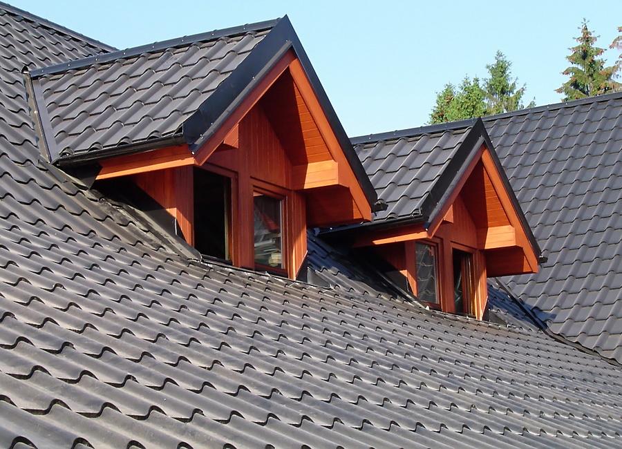 Выбор покрытия крыши