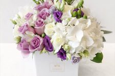Цветы для дорогих людей
