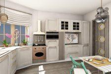 Дизайн кухни: необычные идеи оформления интерьера