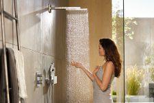Ремонт ванной комнаты: От стен до душа Hansgrohe
