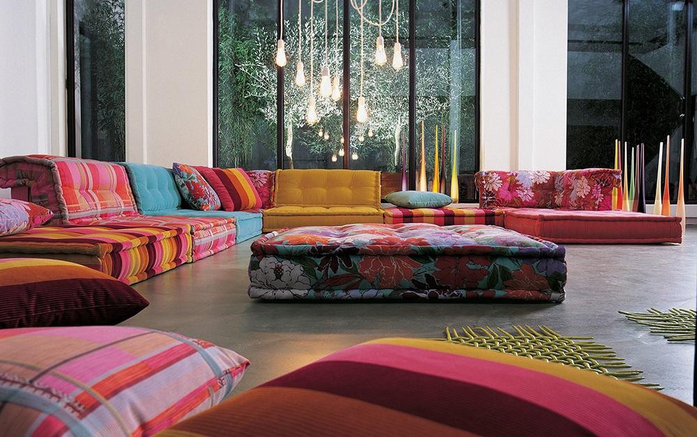Квартира в марокканском стиле