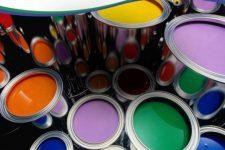 Виды красок используемых при капитальных ремонтах