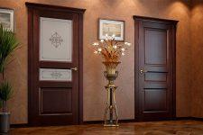 Топ самых популярных межкомнатных дверей