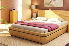Уход за деревянными кроватями: что нужно знать?
