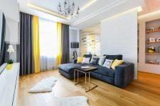 Основные принципы обустройства малогабаритных квартир