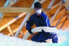 Утепление крыши изнутри своими руками, виды утеплителей и технология