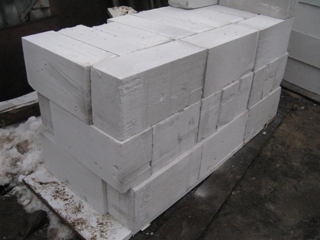Как правильно класть блоки из газобетона