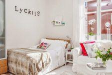 Модные дизайнерские решения для однокомнатных квартир