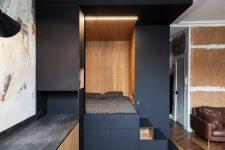 Как устроить спальню в квартире-студии