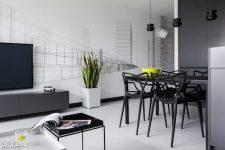 Примеры квартиры в стиле модерн