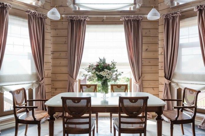 Шторы в современных домах уже редкость?