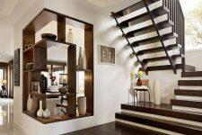 Лестница как часть интерьера