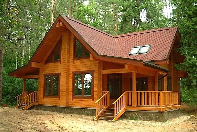 Почему стоит отдать предпочтение деревянному дому?