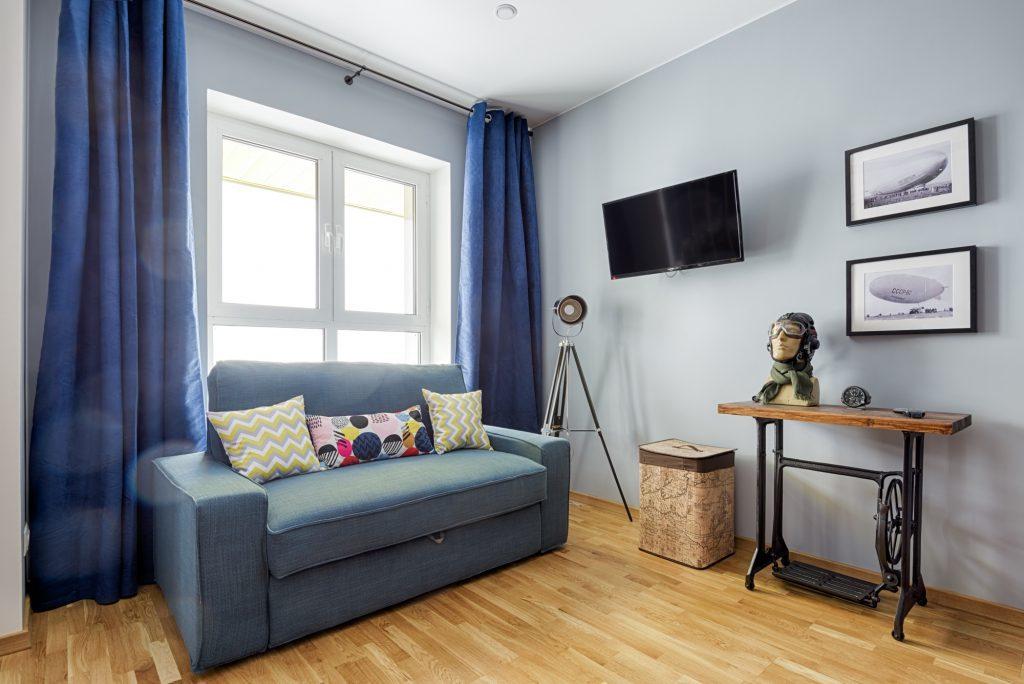 Посуточная аренда квартир — плюсы