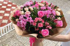 Лучшие букеты цветов от компании «ОПТЦВЕТ»