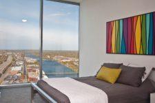 Окно спальни — как удачно обыграть окно при оформлении комнаты?
