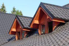 Все об устройстве свесов крыши: форма, размеры, обшивка