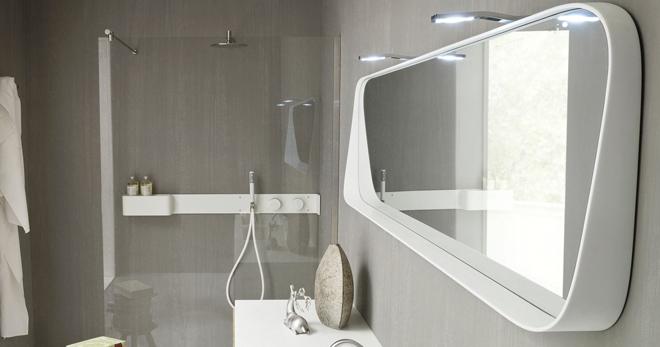 Зеркало в ванную – зачем используется, особенности разных видов и советы по выбору