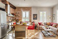 8 идей для создания кухни-гостиной