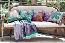 Модные тренды в интерьерном текстиле