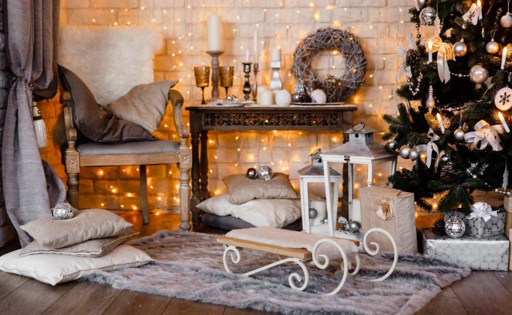 Новогодний декор в скандинавском стиле: 5 красивых идей