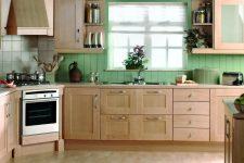 Подбираем цвет кухни под интерьер