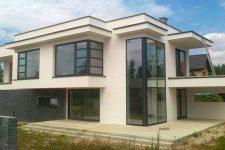 Как построить дом с монолитным каркасом?