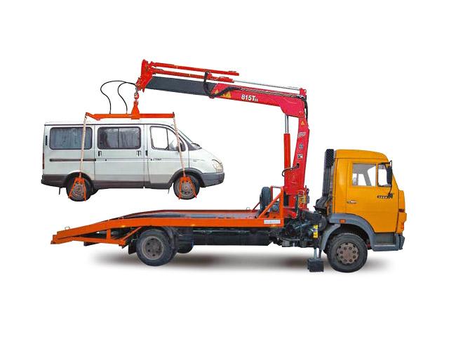 Профессиональная эвакуация автомобилей