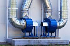 Радиальные вентиляторы и их назначение