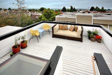 Как сделать патио на крыше