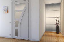 Преимущества межкомнатных ПВХ-дверей
