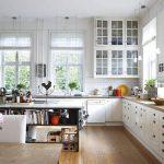 Скандинавский стиль для кухни и все о нем