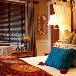 Марокканская спальня вашей мечты: арабское очарование и европейский комфорт